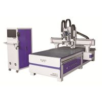 9KW CNC Router Engraver Engraving Machine