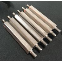 CNC machining Titanium parts,Grade 5 Titanium and Titanium Bar machining,titanium CNC turning part thumbnail image