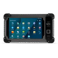 S70V2 barcode rugged android oem odm industrial tablet pc 7 inch 4G lte wifi 3gb ram option QRcode g