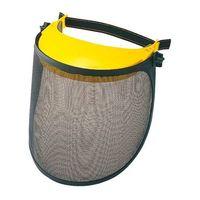 B903N Steel Mesh/ Nylon Mesh Face Shield Safety Glasses, Complies : EN1731 CE ANSI Z87+