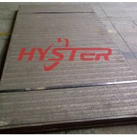 high chromium carbide overlay wear plates hardfacing wear plate