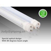 80 degrees beam angle 21W 4FT High lumens 120lm/W led tube light