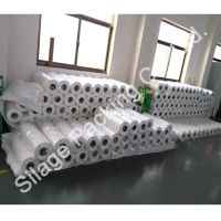Opaque White,750mm25mic1800m,LLDPE Agricultural Stretch Wrap Film for Silage baler