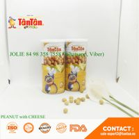 Coated PEANUT with CHEESE FLAVOR Producer (Tan Tan Vietnam, Jolie 84 983587558)