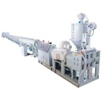 high quality PP/PPR/PEplastic pipe production line