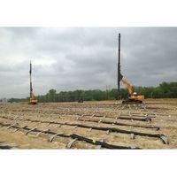 PVD installation, PVD construction, Wick Drain installation