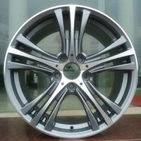 Aluminum car wheels