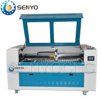 Hybrid laser cutting machine 1300900mm 13002500mm area CO2 Metal and nonmetal cutting thumbnail image