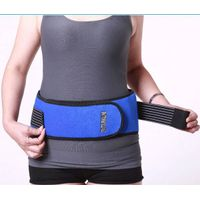 Adjustable Tourmaline Self Heating Magnetic Waist Support Belt