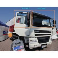 DAF 65/75/85 CS/CF SERIES TRUCK 1993- GLASSES
