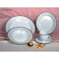 porcelain golden plate thumbnail image
