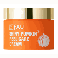 FAU Shiny pumpkin line for professional skin care