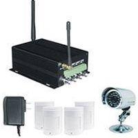 mms Wireless Alarm System,camera alarm system,sms house alarm,mms house alarm ,house security alarm thumbnail image