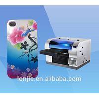 A2 Digital 3d Printing Machine Tempered Glass UV Printer Machine thumbnail image