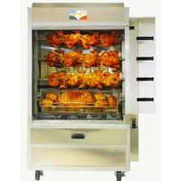 Electric Rotisserie Chicken Oven