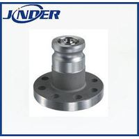 F type quick coupling with flanged end