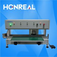 china manufacturer pcb v-cut machine for led bulb assembly line