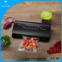 Sealing Machine Food Saver Household Plastic Bag Heat Sealer Low Price Electrical Mini Vacuum Sealer
