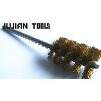 Tube brush polishing brush brass wire brush thumbnail image