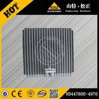 komatsu PC200-7 evaporator ND447600-4970,komatsu machinery spare parts