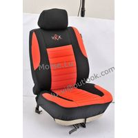 Orange Color Ployester Car Seat Cover Car interior accessories