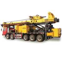 HMC-800 truck mounted full hydraulic CBM Drilling Rig with 3200m drilling capacity