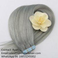 Tape hair extension hair weft human hair wigs thumbnail image