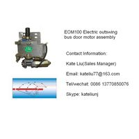 Electric rotary bus door motor assembly for bus and coach(EOM100)