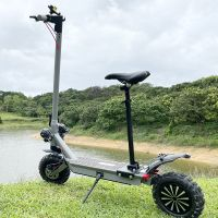 H-17 Fat tires Dual-drive Off-Road Electric Scooter E Scooters Wholesale