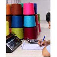 Pure Cashmere Yarn 10NM to 60NM; Cashmere Blended Yarn 10NM to 100NM