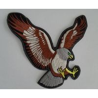 Eagle embroidery patches thumbnail image
