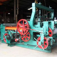Harness threading metal wire net weaving machine ZWJ-1300HD