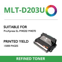 Toshing MLT-D203U compatible laser toner cartridge for ProXpress SL-M4020/ M4070