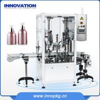 Automatic filling capping machine for liquid soap thumbnail image