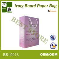 paper bag storage is eco friendly and 3d paper bags