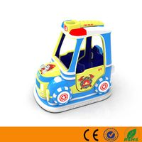 hot sale commercial use fire car ride indoor /outdoor amusement battery car ride game thumbnail image