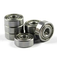 5*14*5mm China top factory stainless steel ball bearing S605ZZ