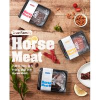 Premium nutritious snack Truefamily Horsemeat , Horse oil/Horse bone/Duck with luxurious package