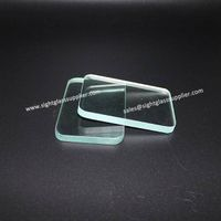 Thick Quartz Plate with High Quality Glass thumbnail image