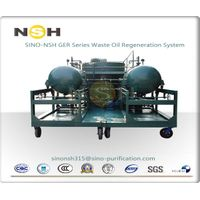 High Efficient Waste recycling For waste oil