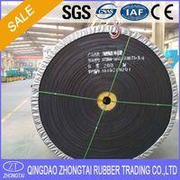 Heavy Duty Good Quality Steel Cord Rubber Conveyor Belts thumbnail image