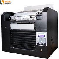 HONZHAN HZ-UVA3-6C Digital UV Led Flatbed Printer 2860cm With 6 inks colors