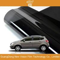 1ply Anti-Scratch 5%Vlt Black Color Window Tinting Film Solar Window Film