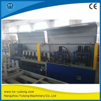 No nail plywood box machine