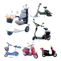 ELECTRIC POWERED SCOOTERS, MINI SCOOTERS, DISABLED SCOOTERS; GAS POWERED SCOOTERS, MINI SCOOTERS