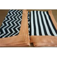 Hand woven blankets
