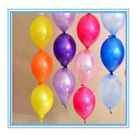 Decoration design balloon,link balloon for party festival wedding balloon,tail balloon