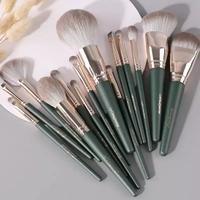 14Pcs Makeup Brushes