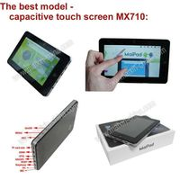 7-inch Samsung S5PV210 multi-point Capacitive touch screen tablet pc bulid-in 4G