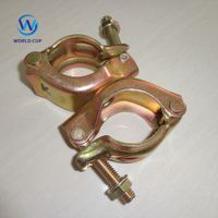 scaffolding swivel clamp and fixed clamp